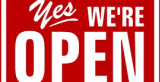 Kleine Beer gewoon open op 5 oktober