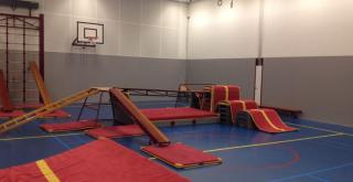 Gymzaal ouders 1/2B gezocht woensdag